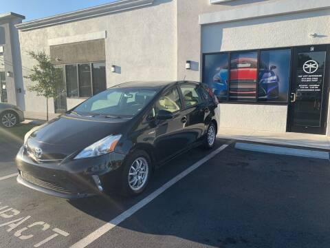 2012 Toyota Prius v for sale at Bay City Autosales in Tampa FL