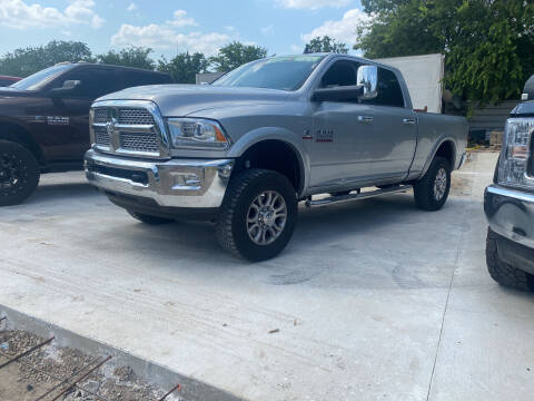 2015 RAM Ram Pickup 2500 for sale at Speedway Motors TX in Fort Worth TX