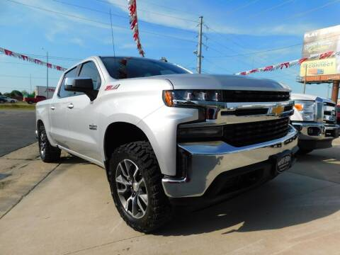 2019 Chevrolet Silverado 1500 for sale at Motorsports Unlimited in McAlester OK