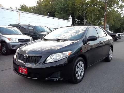 2009 Toyota Corolla for sale at 1st Choice Auto Sales in Fairfax VA
