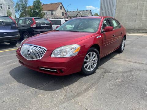 2011 Buick Lucerne for sale at Fine Auto Sales in Cudahy WI