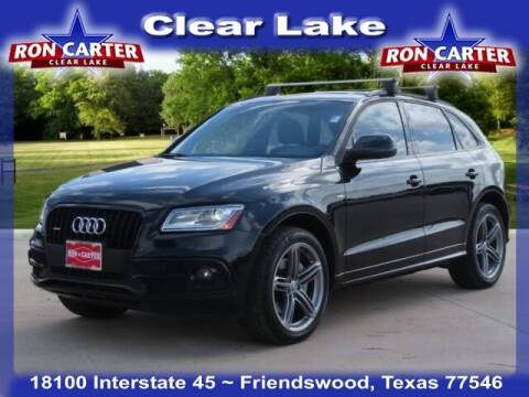 2014 Audi Q5 for sale at Ron Carter  Clear Lake Used Cars in Houston TX