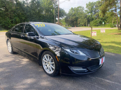2013 Lincoln MKZ for sale at B & M Car Co in Conroe TX
