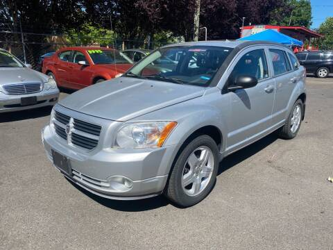 2009 Dodge Caliber for sale at Blue Line Auto Group in Portland OR