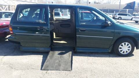 1998 Ford Windstar for sale at Autos Inc in Topeka KS