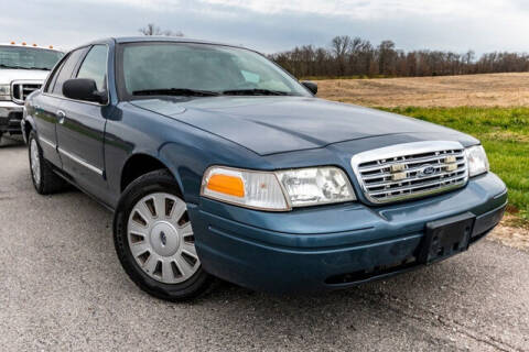 2011 Ford Crown Victoria for sale at Fruendly Auto Source in Moscow Mills MO