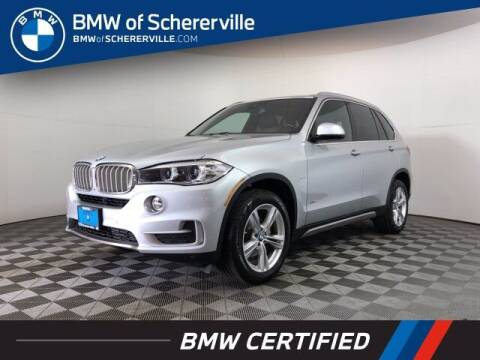 2017 BMW X5 for sale at BMW of Schererville in Shererville IN