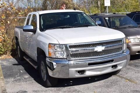 2013 Chevrolet Silverado 1500 for sale at BOB ROHRMAN FORT WAYNE TOYOTA in Fort Wayne IN