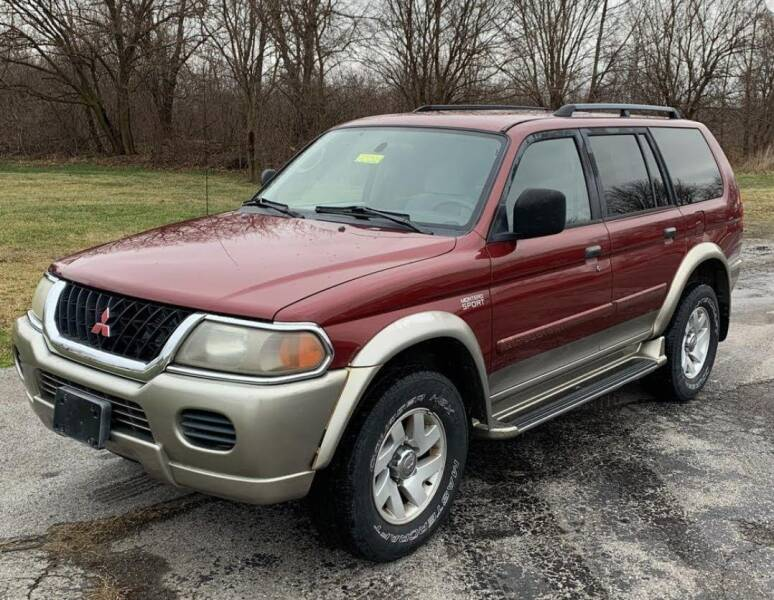 2001 Mitsubishi Montero Sport for sale at The Bengal Auto Sales LLC in Hamtramck MI