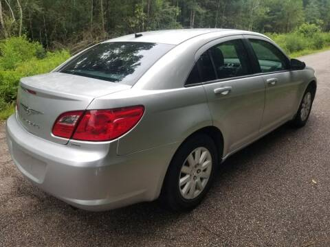 2010 Chrysler Sebring for sale at J & J Auto Brokers in Slidell LA