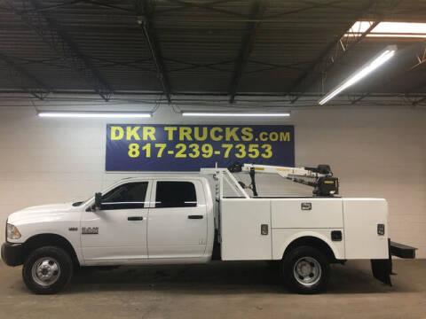 2017 RAM Ram Chassis 3500 for sale at DKR Trucks in Arlington TX