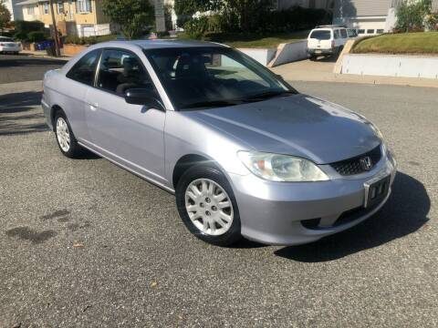 2004 Honda Civic for sale at Giordano Auto Sales in Hasbrouck Heights NJ