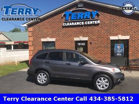 2009 Honda CR-V for sale at Terry Clearance Center in Lynchburg VA