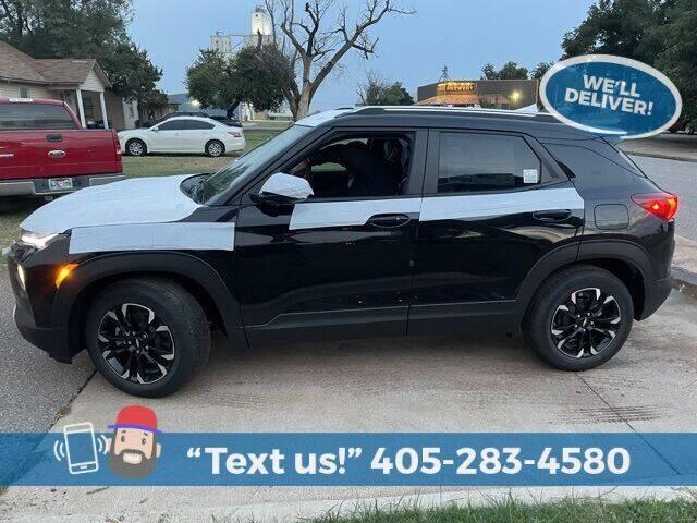 2022 Chevrolet TrailBlazer for sale in Okarche, OK
