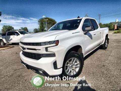 2019 Chevrolet Silverado 1500 for sale at North Olmsted Chrysler Jeep Dodge Ram in North Olmsted OH