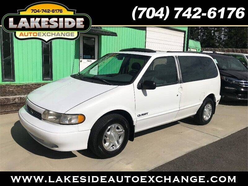 used green 1997 nissan quest for sale carsforsale com used green 1997 nissan quest for sale