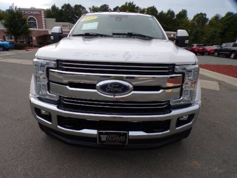 2017 Ford F-450 Super Duty for sale at Adams Auto Group Inc. in Charlotte NC