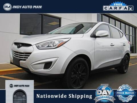 2015 Hyundai Tucson for sale at INDY AUTO MAN in Indianapolis IN