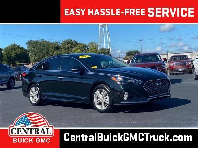 2018 Hyundai Sonata for sale at Central Buick GMC in Winter Haven FL