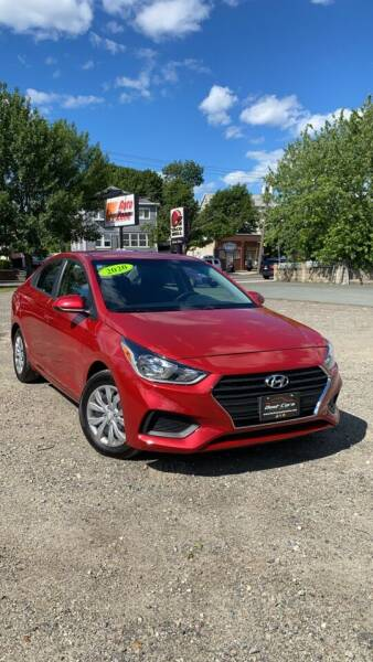 2020 Hyundai Accent for sale at Best Cars Auto Sales in Everett MA