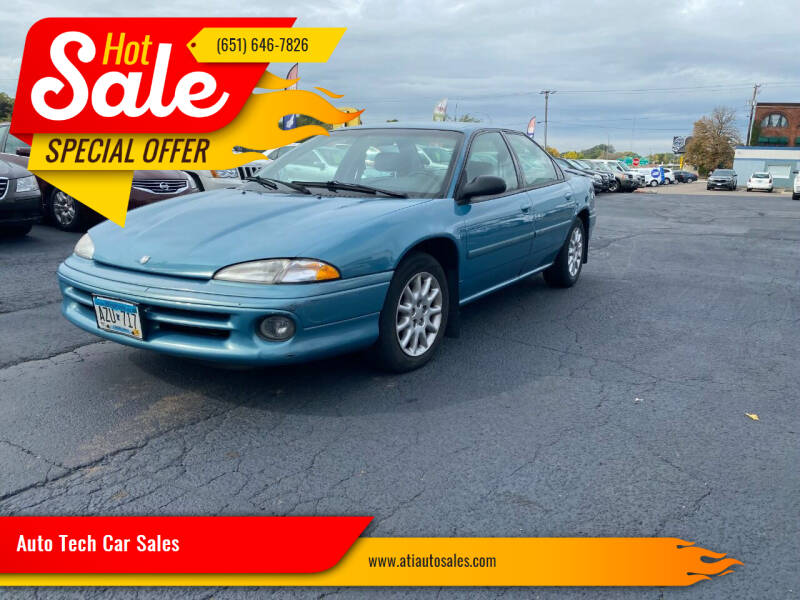 1997 Dodge Intrepid for sale at Auto Tech Car Sales in Saint Paul MN