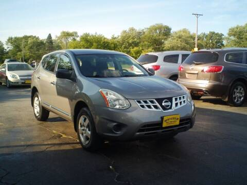 2012 Nissan Rogue for sale at BestBuyAutoLtd in Spring Grove IL