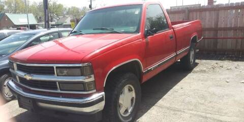 1998 Chevrolet C/K 1500 Series for sale at SMD Auto Sales in Kansas City MO