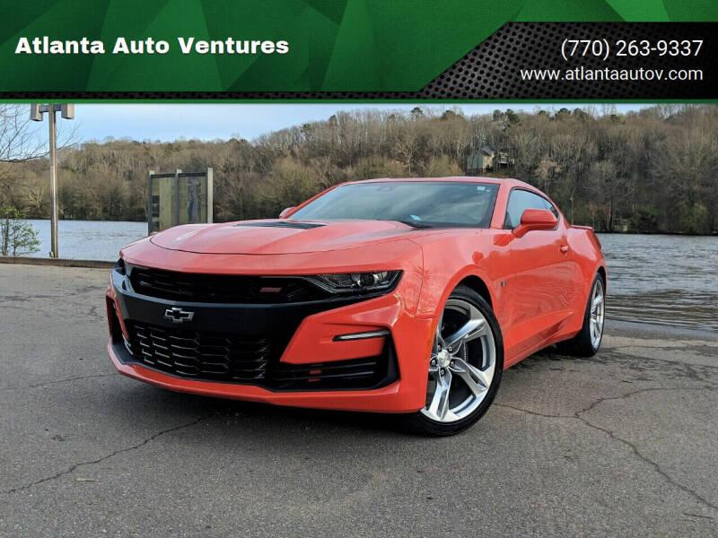 2019 Chevrolet Camaro for sale at Atlanta Auto Ventures in Roswell GA