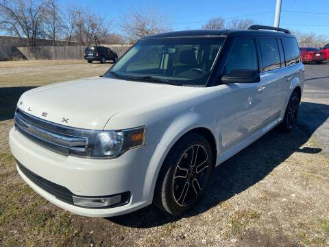 2014 Ford Flex for sale at Kasterke Auto Mart Inc in Shawnee OK