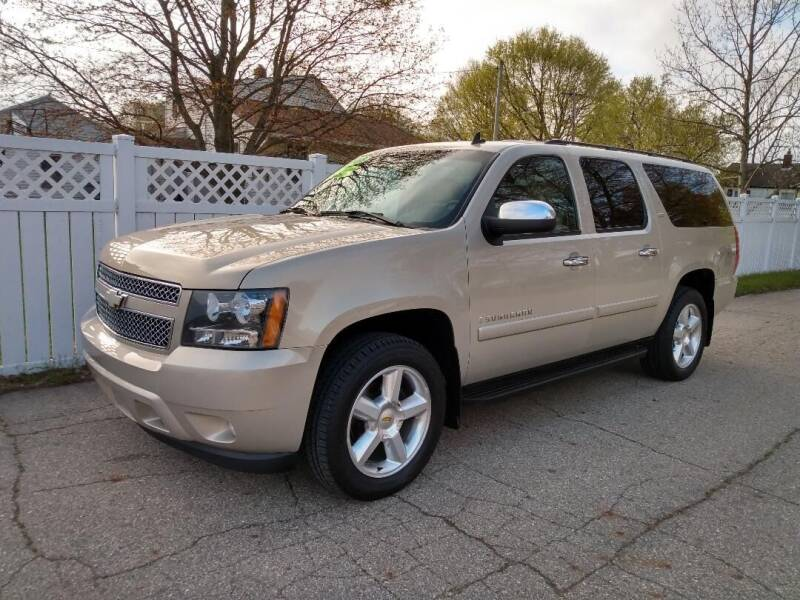2008 Chevrolet Suburban for sale at Mark's Sales and Service in Schoolcraft MI
