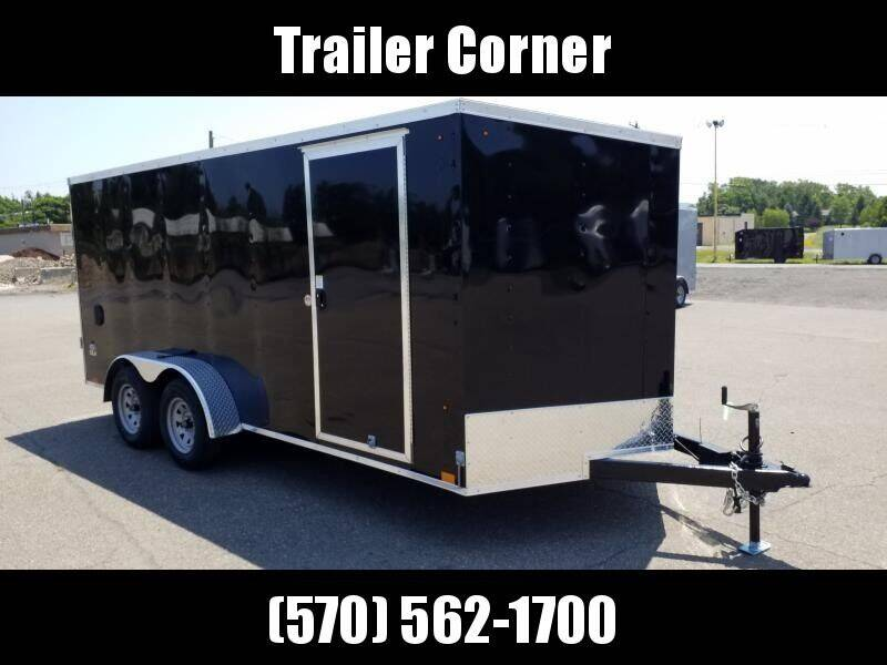 2021 Look Trailers STLC 7X14 RAMP DOOR