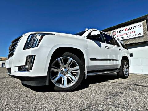 2016 Cadillac Escalade for sale at Ten 11 Auto LLC in Dilworth MN