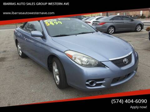 2008 Toyota Camry Solara for sale at Ibarras Group - IBARRAS AUTO SALES GROUP WESTERN AVE in South Bend IN