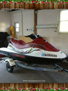 2009 Sea-Doo GTI-130 for sale at Certified Auto Exchange in Keyport NJ
