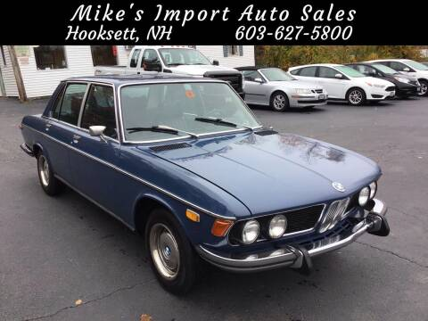 1973 BMW 3 Series for sale at Mikes Import Auto Sales INC in Hooksett NH