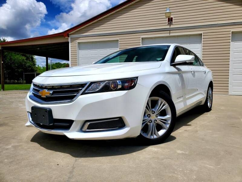 2015 Chevrolet Impala for sale at Real Deals of Florence, LLC in Effingham SC