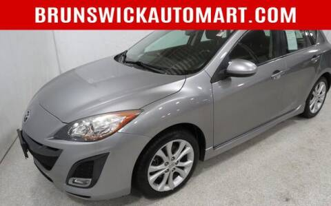 2011 Mazda MAZDA3 for sale at Brunswick Auto Mart in Brunswick OH