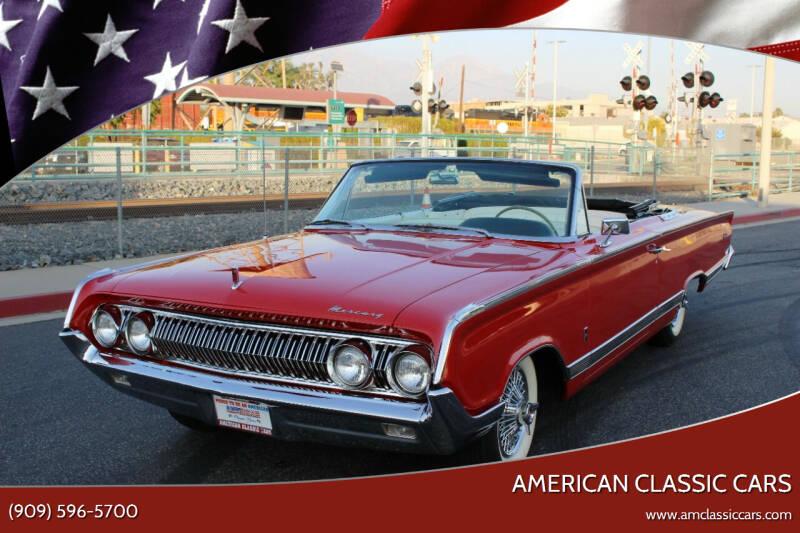 1964 Mercury Park Lane for sale at American Classic Cars in La Verne CA