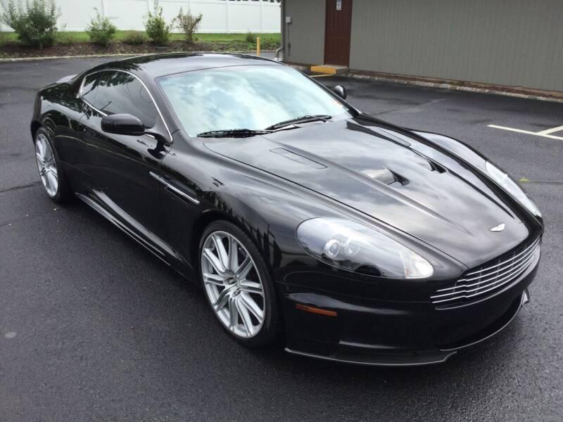 2009 Aston Martin DBS for sale at International Motor Group LLC in Hasbrouck Heights NJ