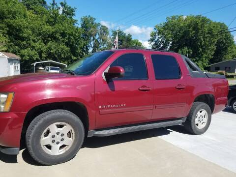 2007 Chevrolet Avalanche for sale at AM Automotive in Erin TN