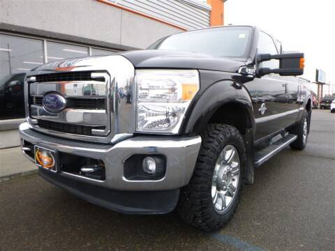 2016 Ford F-350 Super Duty for sale at Torgerson Auto Center in Bismarck ND