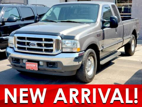 2002 Ford F-250 Super Duty for sale at Jacksons Car Corner Inc in Hastings NE