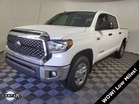 2018 Toyota Tundra for sale at PHIL SMITH AUTOMOTIVE GROUP - Joey Accardi Chrysler Dodge Jeep Ram in Pompano Beach FL