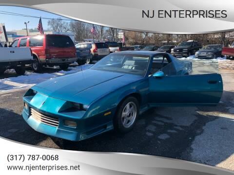 1992 Chevrolet Camaro for sale at NJ Enterprises in Indianapolis IN