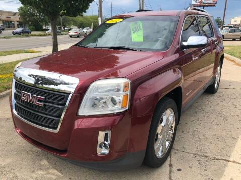 2011 GMC Terrain for sale at Cars To Go in Lafayette IN