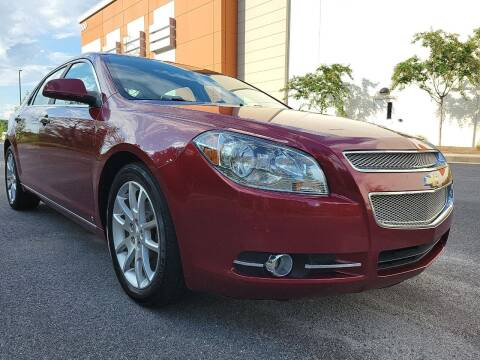 2009 Chevrolet Malibu for sale at ELAN AUTOMOTIVE GROUP in Buford GA