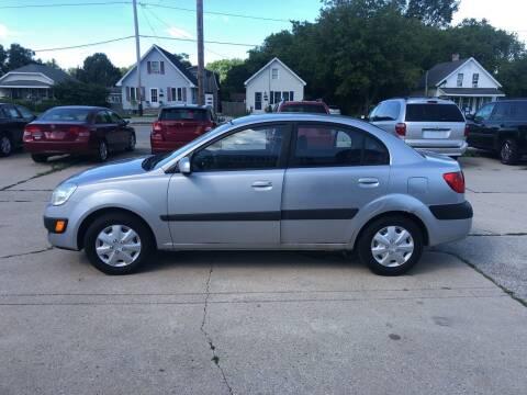 2008 Kia Rio for sale at Velp Avenue Motors LLC in Green Bay WI