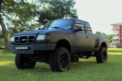 1998 Ford Ranger for sale at ROADSTERS AUTO in Houston TX
