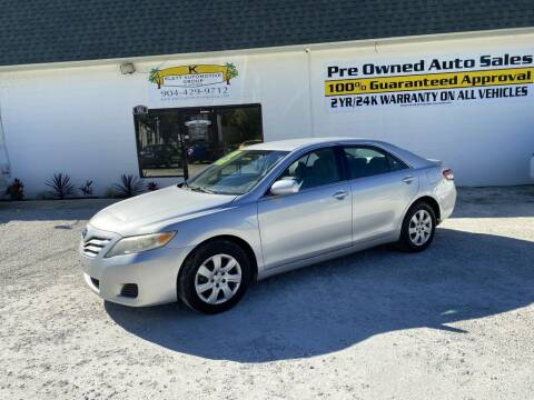 2011 Toyota Camry for sale at Klett Automotive Group in Saint Augustine FL
