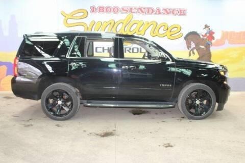 2016 Chevrolet Tahoe for sale at Sundance Chevrolet in Grand Ledge MI